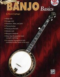 Bluegrass Banjo Basics - Ultimate Beginner's Series - With Accomanying CD
