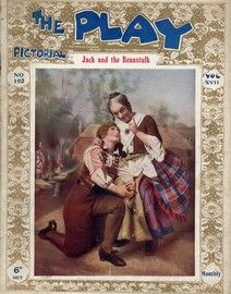 The Play Pictorial, No.102 - Vol. XVII -