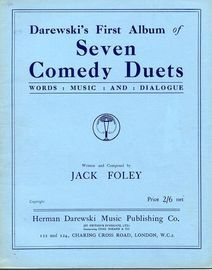 Darewskis First Album of Seven Comedy Duets - As performed by Goodfellow and Gregson, Etheridge and furse, King and Benson, Tec.