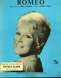Romeo - As performed by Petula Clark