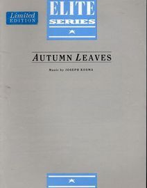 Autumn Leaves -  The Elite Series Edition