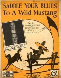 Saddle Your Blues to a Wild Mustang - Song - Featuring Henry Hall