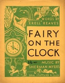 Fairy on the Clock - Novelty fox trot song