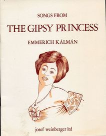 Songs From The Gipsy Princess (Die Csardasfurstin)