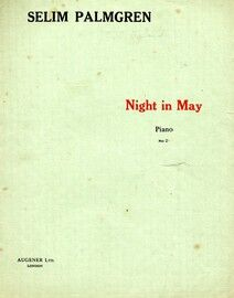 Night in May - Piano solo - Op. 27, No. 4