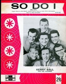 So do I (Bel ami) - Featuring Kenny Ball and His Jazzmen