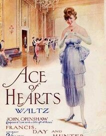 Ace of Hearts -  Waltz for Piano