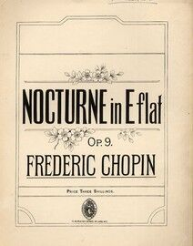 Chopin - Nocturne in E flat, Opus 9, No. 2