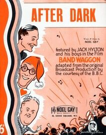 After Dark - Song From the Film