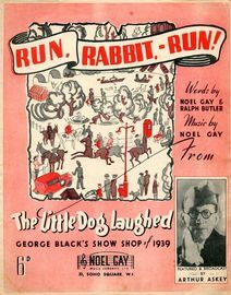 Run Rabbit Run as performed by Jack Hylton and Billy Cotton