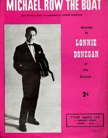 Michael Row the Boa - Featuring Lonnie Donegan