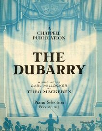 The Dubarry - Piano Selection
