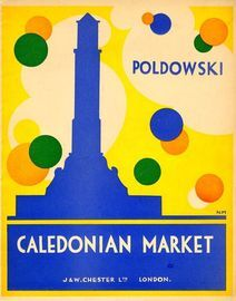 Caledonian Market - 8 Pianoforte Pieces