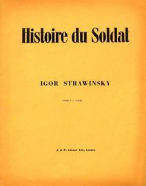 Histoire du Soldat (The History of the Soldier) - Part One - To be Read, Played and Danced