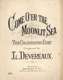 Come Oer the Moonlit Sea  - Songs of the Gondola No. 1 - Vocal Duet