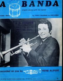 A Banda ( March along with the band) - Piano solo - Featuring Herb Alpert