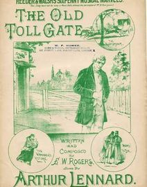 The Old Toll Gate, sung by Arthur Lennard,