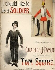 I should like to be a Soldier, sung by Tom Squire,