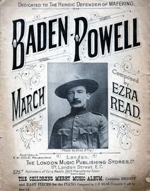 Baden Powell March - Dedicated to the Heroic Defender of Mafeking