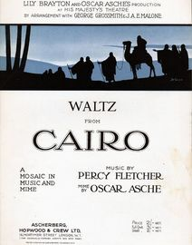 Waltz from 'Cairo' - A Mosaic in Music and Time