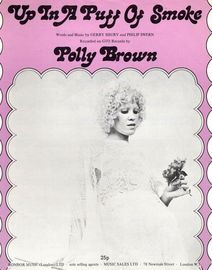 Up in a puff of Smoke - Recorded on GTO Records by Polly Brown