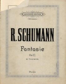 Fantasie - Op. 17 - Augeners Edition No. 8416