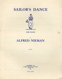 Sailors Dance - For Piano
