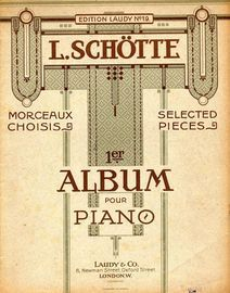 1er Album Pour Piano - Selected Pieces - Edition Laudy No. 19
