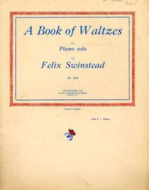 A Book of Waltzes for Piano Solo