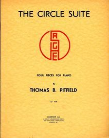 The Circle Suite - Four Pieces for Piano