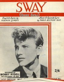 Sway (Quien Sera), Jimmy Young, Pearl Carr, Alma Cogan, Ronnie Harris