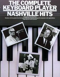 The Complete Keyboard Player - Nashville Hits
