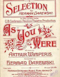 Selection on Melodies from C. B. Cochran's Pavilion Theatre Production of