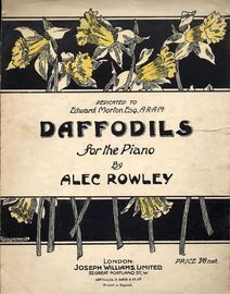 Daffodils - For the Piano