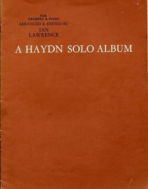 A Haydn Solo Album - For Trumpet and Piano
