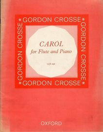 Carold - For Flute and Piano - Op. 7