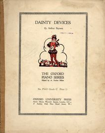 Dainty Devices - Oxford Piano Series No. P161 - Grade C