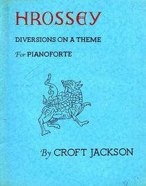 Hrossey - Diversions on a Theme for Pianoforte