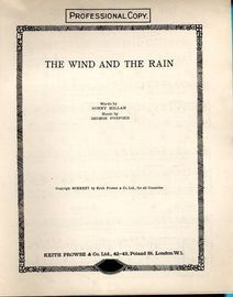 The Wind and the Rain - Song