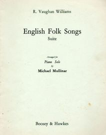 English Folk Songs - Suite
