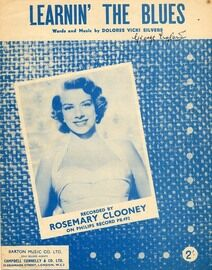 Learnin The Blues - Rosemary Clooney