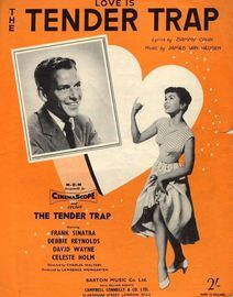 Love Is The Tender Trap - Song Featuring Frank Sinatra and Debbie Reynolds in