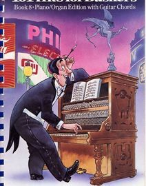 101 Hits for Buskers - Book 8 - Piano and Organ Edition with Guitar Chords
