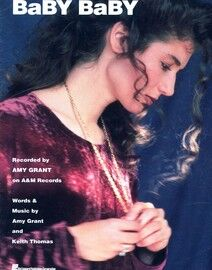 Baby Baby - Featuring Amy Grant - Piano - Vocal - Guitar