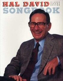 Hal David Songbook - For Voice, Piano with Guitar tabs - Featuring Hal David