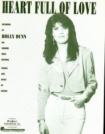 Heart full of Love - Featuring Holly Dunn - Piano - Vocal - Guitar