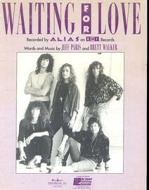 Waiting for Love - Featuring Alias - Piano - Vocal - Guitar