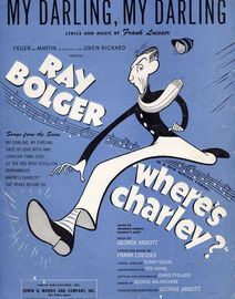 My Darling, My Darling, featuring Ray Bolger in