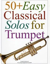 50+ Easy classical solos for trumpet