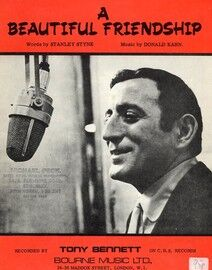 A Beautiful Friendship - Featuring Tony Bennett